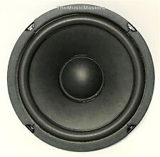 "6.5"" Home Audio WOOFER Speaker Cabinet Enclosure Stereo System New Replacement"