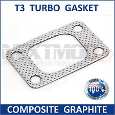 Turbo Flange Gasket T3 T34 T35 T38 GT35 GT35R Composite Graphite Material Inlet