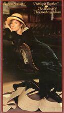 BARBRA STREISAND-PUTTING IT TOGETHER-VHS-NEW - NTSC-Original US sellthru release