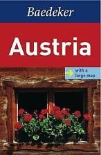 Guía Baedeker Austria (Baedeker guías): con mapa de gran tamaño, Libro Nuevo, Baedeker