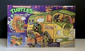 🐢BRAND NEW TMNT Original Party Wagon Playmates 2021 New release IN HAND‼️