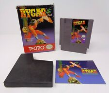 Rygar Nintendo Entertainment System NES *Boxed & Complete*