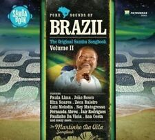 CD de musique samba pour Pop