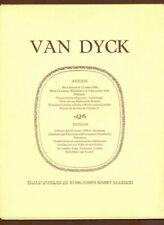 4 Reproductions de Van Dyck