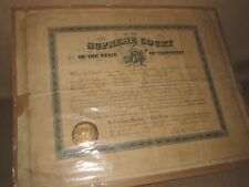 James Lahiff Supreme Court of CA Document to Practice Law 1895 FREE US SHIPPING