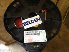 New Belden 573945 CCTV/Surveillance cable 1000' Red