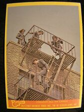 Vintage The Monkees Raybert Trading Card 1967 3 B All 4 Guys Fire Escape TV Show