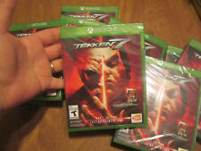 Tekken 7 XBOX ONE 2017 Day One 1 Edition BRAND NEW FACTORY SEALED