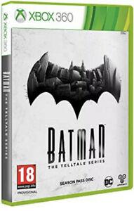 Batman The Telltale Series Season Pass Disc Xbox 360 BRAND NEW