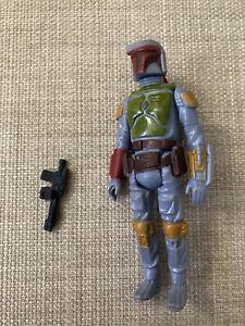 Vintage Star Wars 1979 Boba Fett complete WITH Blaster Gun - 1 Owner- Mail-in