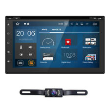 "Android 8.1 7""Car DVD Player GPS Double DIN Stereo Radio Head Unit BT Map Camera"