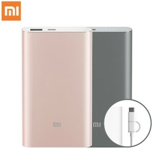Xiaomi Power Bank Pro 10000mAh Quick Battery Charger For iPhone Android Phones