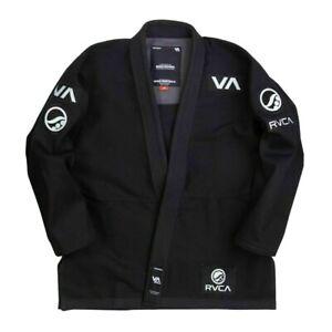BBJ Gi Shoyoroll RVCA BJJ Gi Jiu-jitsu Brand New Black Batch 60 A2