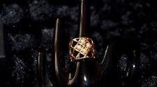 "Neu ! vergoldete 925 Silber Ring "" Jaana"" Gr. 18 -20 Pippa & Jean mit Perlen"