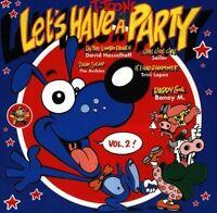 Let's have a Party 2 (24 tracks) Sailor, Baccara, Tom Jones, Smokie.. [CD]