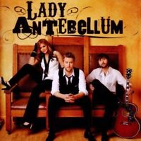 LADY ANTEBELLUM Lady Antebellum CD BRAND NEW s/t Self-Titled