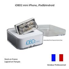 Diagnostique Diag auto IOBD2 XTOOL Iphone iOS Bluetooth 4.0 OBD2 EOBD Elm 327
