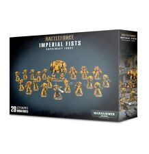 Imperial Fists Supremacy Force 71-57