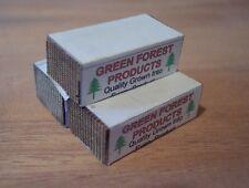 Osborn Models HO Gauge * Wrapped Lumber Load * Set of 6 - 2X4X8' * NEW Kit #1015