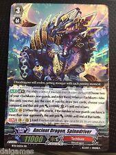 Vanguard Japanese BT11/012 RR Ancient Dragon, Spinodriver