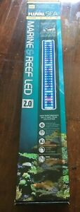 "PRO FLUVAL SEA & MARINE (36""-48"") SPECTRUM BLUETOOTH AQUARIUM LED LIGHT 46 WATT"