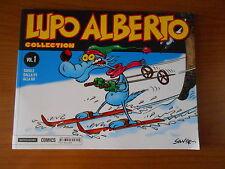 LUPO ALBERTO n.1 - ED. MONDADORI COMICS - fumetto d'autore - 0,261