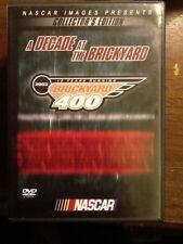 DVD VIDEO NASCAR History 2003 Indianapolis 400 A DECADE AT THE BRICKYARD