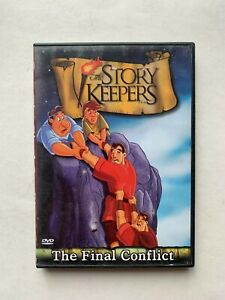 The Story Keepers: The Final Conflict - DVD By Nick Condon