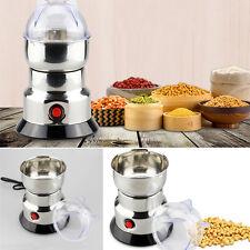 Elektrische Kaffee Gewürze Nüsse Mahlen Mühle Maschine Mahlwerk Miller Bo Gift~