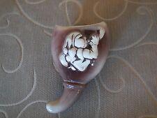 Cameoware Claramics Co. Calif. Ceramic Wall Pocket