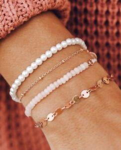 NWT PuraVida Bracelets 3ct