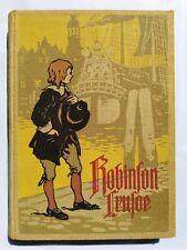 Robinson Crusoe - Thienemann - ca. 1920 - illustrierte Ausgabe