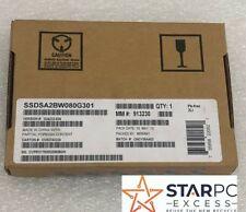 """Intel 320 Series SSDSA2BW080G301 80GB 2.5"""" Internal Solid State Drive SSD"""