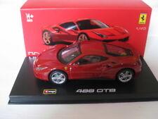 Burago Signature Ferrari 458 GTB Rot 11627 1:43 Neu in OVP