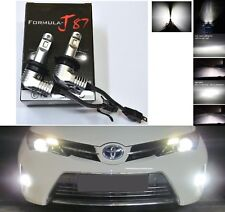 LED Kit M 60W H7 6000K White Two Bulbs Head Light High Beam Replacement Upgrade