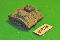20mm WW2 / british - 2 sherman tanks (as photo) - (47873)