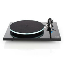 Rega P3 Turntable SR Gloss Black with Elys 2 MM fitted.
