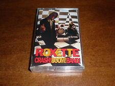 Roxette CASSETTE Crash Boom Bang NEW