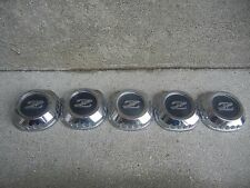 DATSUN 280Z CENTER CAPS IN GREAT SHAPE 5 CAPS & FREE SHIPPING