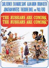THE RUSSIANS ARE COMING, THE RUSSIANS ARE COMING DVD | ALAN ARKIN | CARL REINER