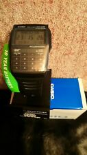 OFERTA!! Reloj Casio Data Bank Calculadora.DBC-32-1AES