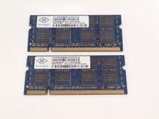 DDR2 SDRAM de ordenador con memoria RAM 1 módulos