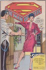 SUPERMAN SUPPLEMENTO AL NUMERO 11 DI CORTO MALTESE NOVEMBRE 1988