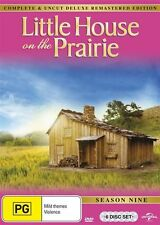 Little House On The Prairie : Season 9 (DVD, 6-Disc Set) BRAND NEW SEALED