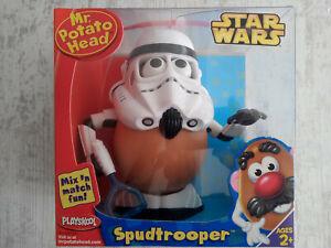 Star Wars: 2005 Mr Potato Head Spudtrooper - Playskool