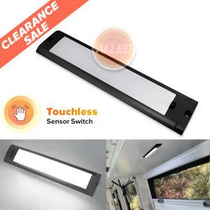 12V LED Strip Light Swipe Sensor RV Caravan Bar Kitchen Cupboard Lamp Cool White