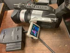 Canon DM-GL1A Mini DV Professional Video Camera Camcorder with charger