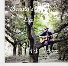 (EL272) Nick Jackson, Beauty's In The Eye - 2013 DJ CD