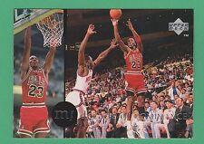1994 Upper Deck Decade Of Dominance Rare Air Michael Jordan Bulls #89 (KCR)