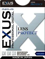 Marumi 62mm Exus Lens Protector Filter For Canon Nikon Sony Olympus Japan